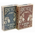 Карти за игра Bicycle Civil War