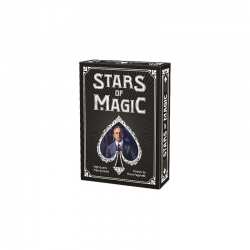 Карти за игра Stars of Magic Black Edition