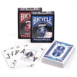 Карти за игра Bicycle Pro Poker Peek