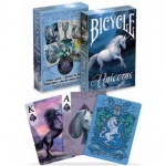 Карти за игра Bicycle Anne Stokes Unicorn
