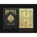 Карти за игра Bicycle Black and Gold Premium Edition