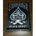Карти за игра Bicycle Black Ghost Legacy Edition