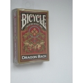 Карти за игра Bicycle Dragon back