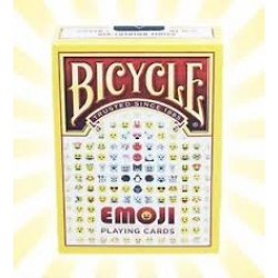 Карти за игра Bicycle Emoji