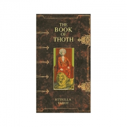 Карти Таро LoScarabeo The Book of Thoth Etteilla