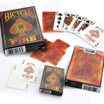 Карти за игра Bicycle Fire