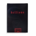 Карти за игра Ellusionist Red Helions Black Tuck