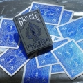 Карти за игра Bicycle Metal Deck Blue