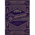 Карти за игра Bicycle Monarchs Purple