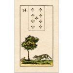 Карти Оракул AGM Old Lenormand