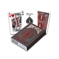 Карти за игра Bicycle Metal Deck Red