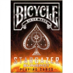 Карти за игра Bicycle Stargazer Sunspot